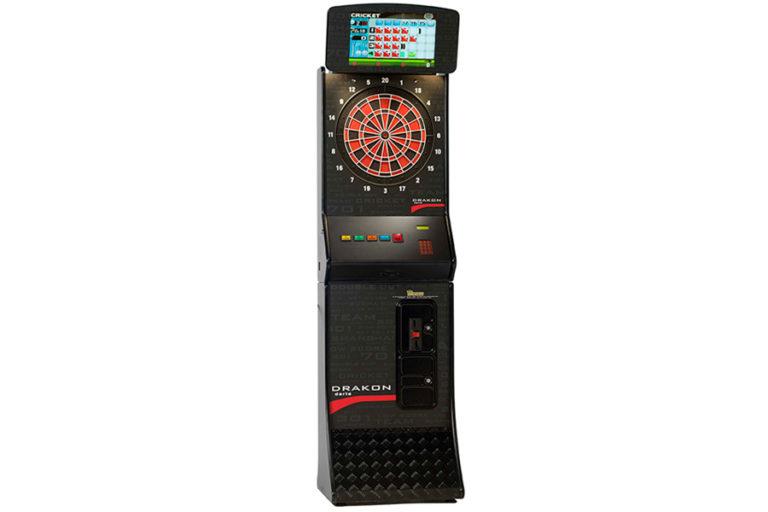 máquina de dardos